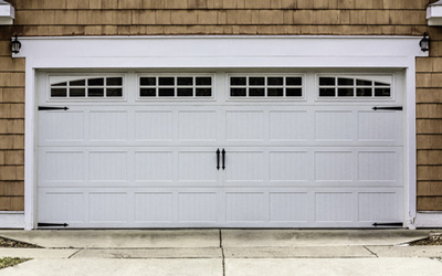 Top Five Reasons To Invest In A New Garage Door