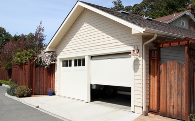An Automatic Garage Door